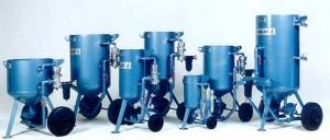 echipamente camere de sablare