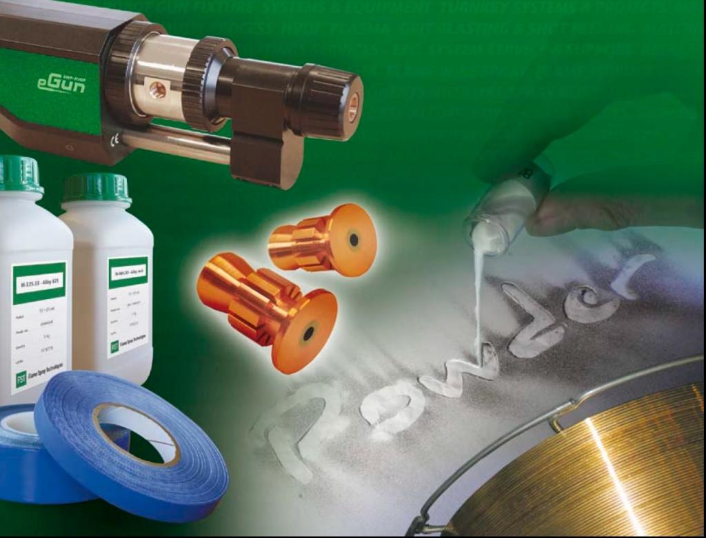 materiale consumabile / piese de schimb - metalizare